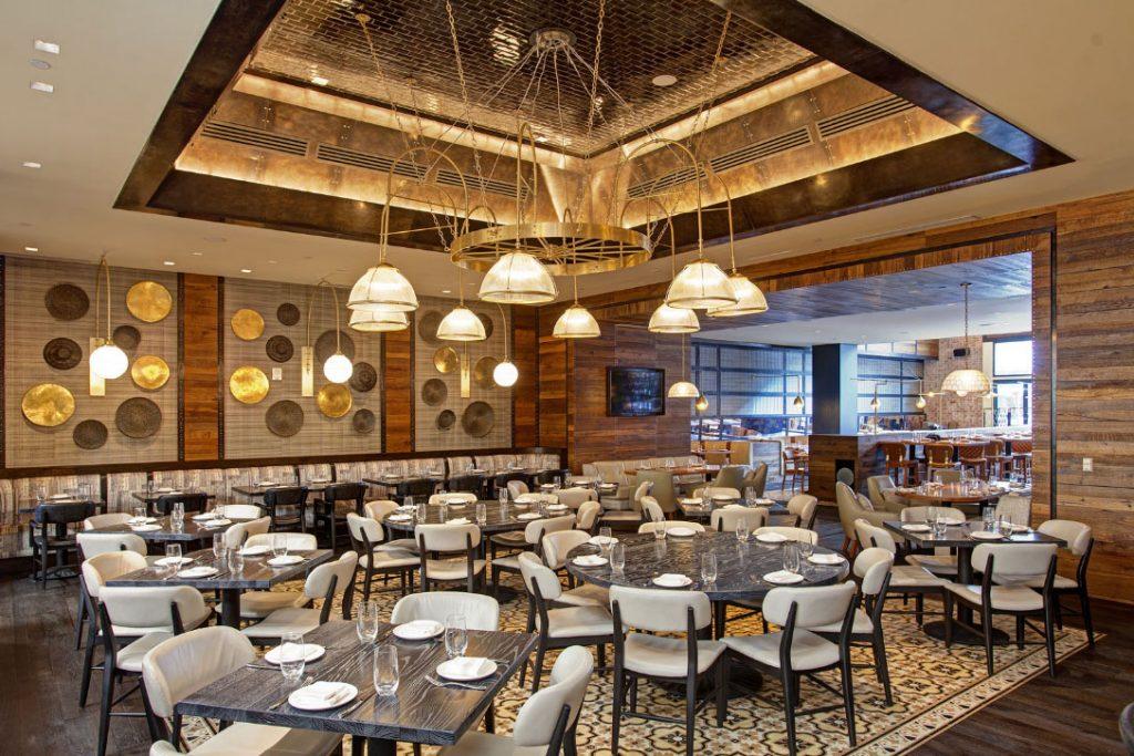 Lionfish Restaurant Pendry