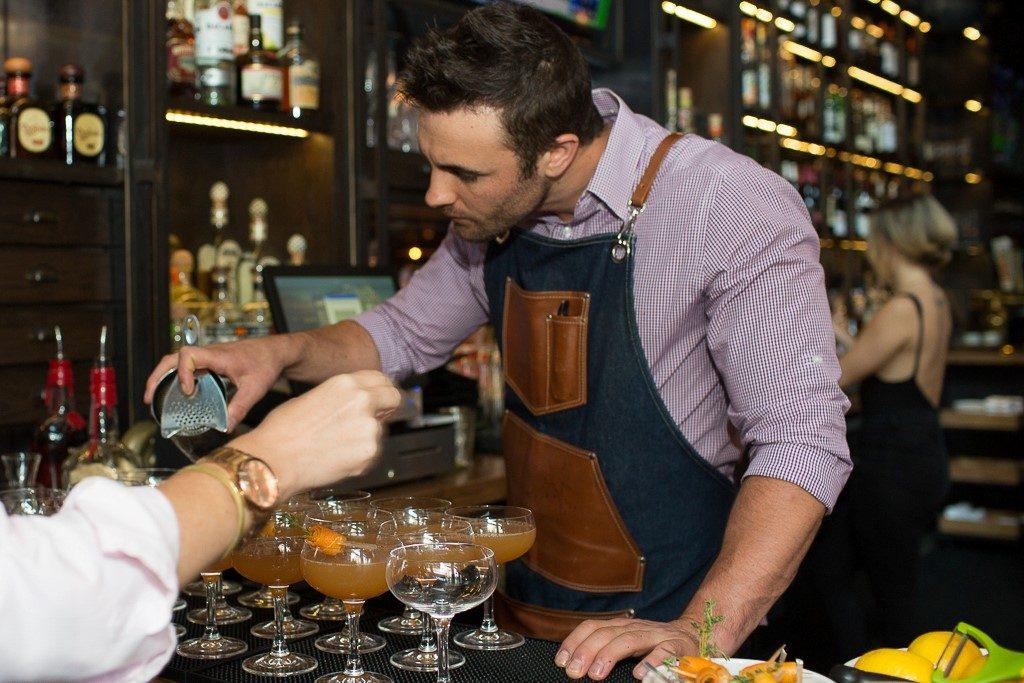 Lionfish Bartender