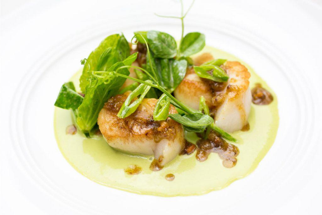 Lionfish Dinner