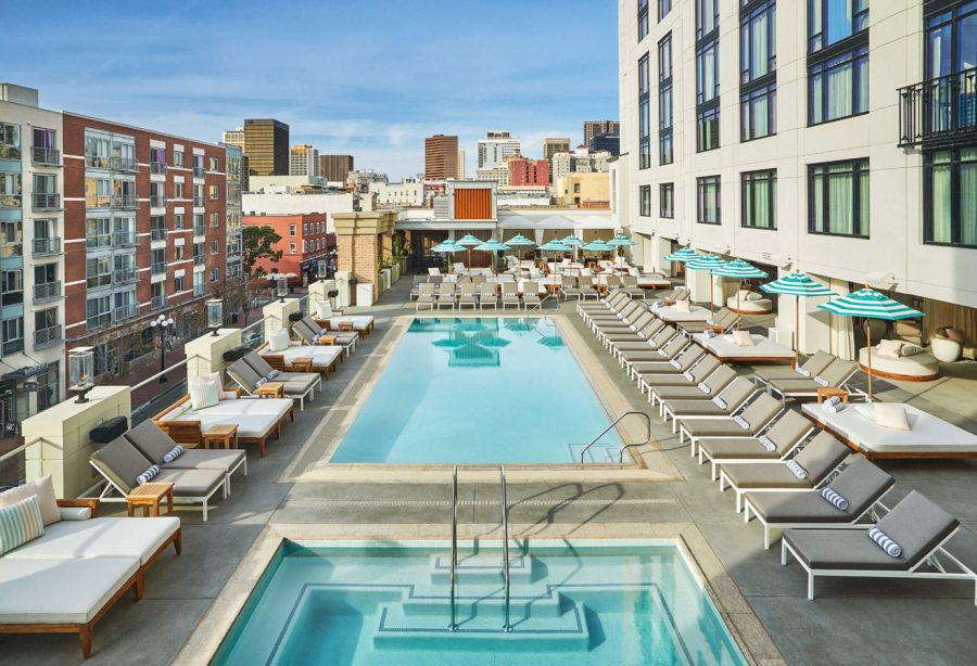 The Pool House Launches Rooftop Social & Pool House Sundays