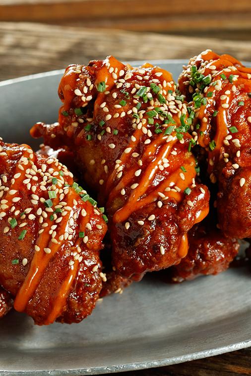 Delicious Wings