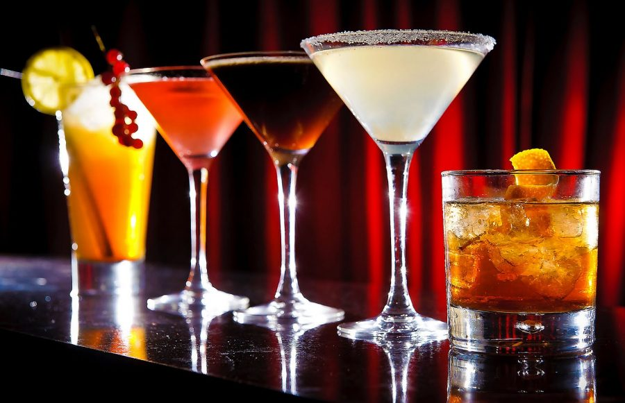 Five Cocktails You Should Try