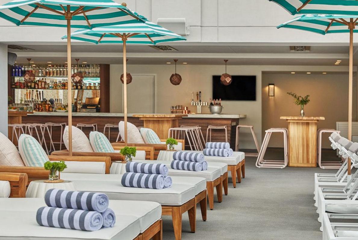 Pendry Hotel San Diego Pool