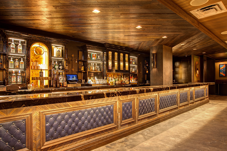 Oxford Social Club Bar