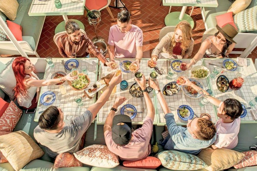 Six Rules For Successful Patio Dining