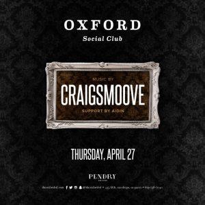 Craigsmoove Oxford Social Club