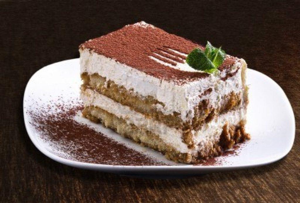 Торт терамису фото