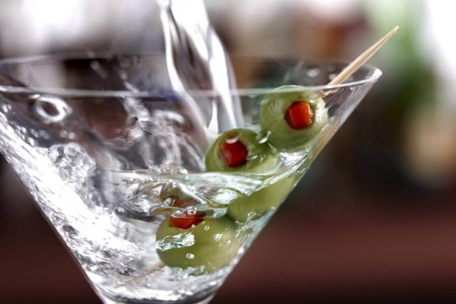 Make the Most of Martini Mondays With a Brief Martini How To