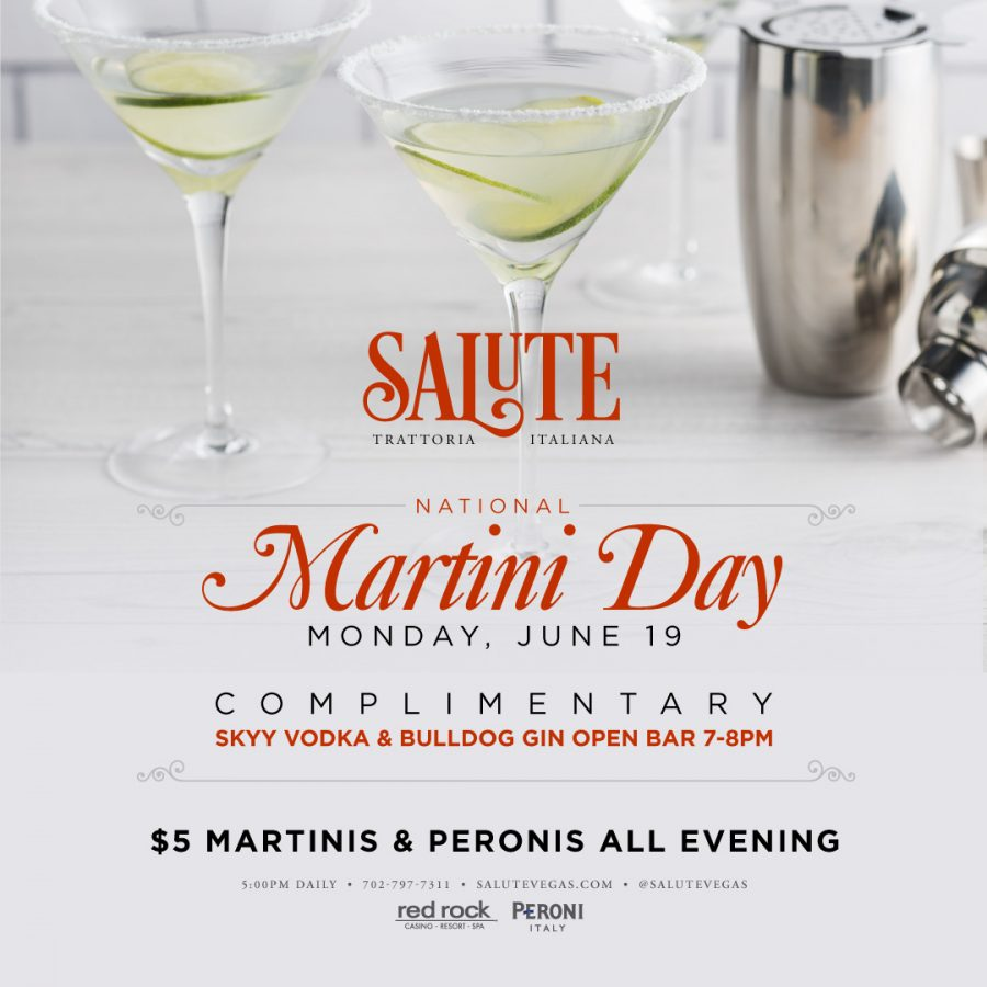 Fun Facts in Honor of National Martini Day