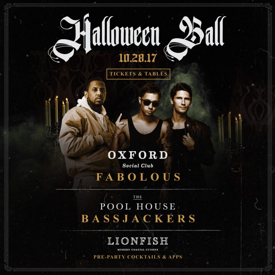 Fabolous – Oxford Social Club October 28, 2017