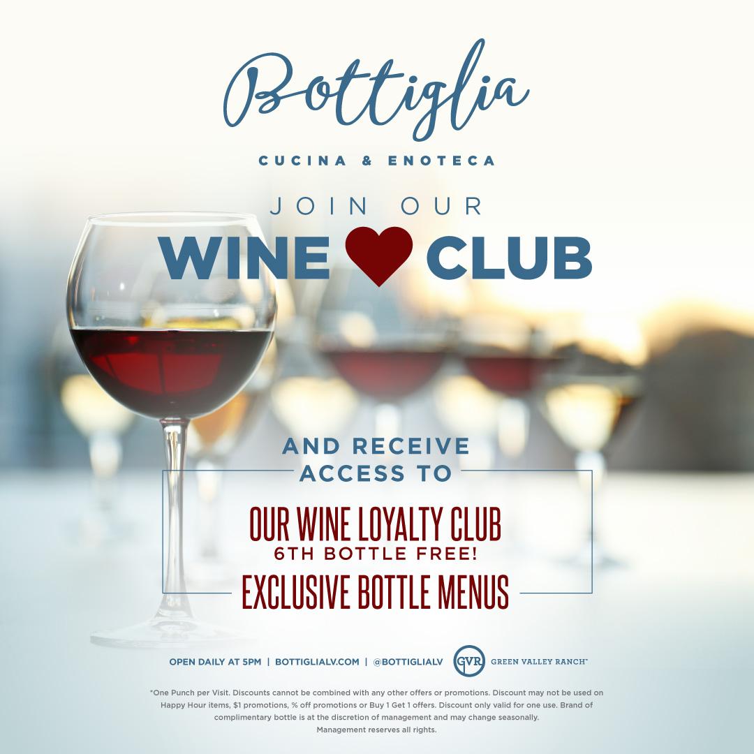 Bottiglia Wine Club