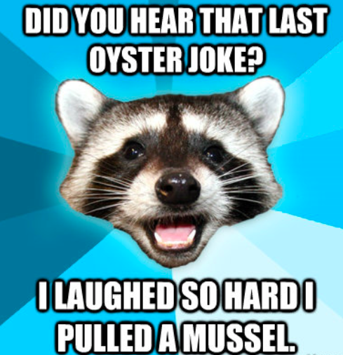 oyster puns