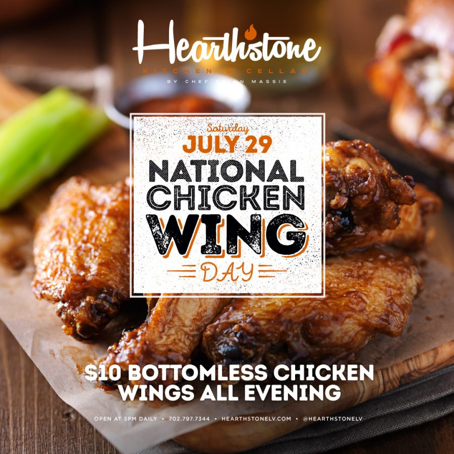 Come Celebrate National Wing Day With Some Fun Facts About Chicken Wings
