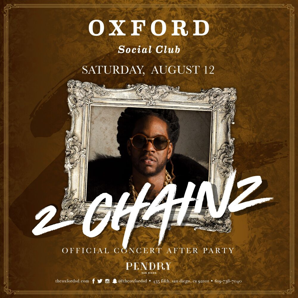 2 Chainz Oxford Social Club