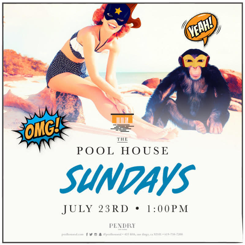 Convention Edition – The Pool House July 23, 2017