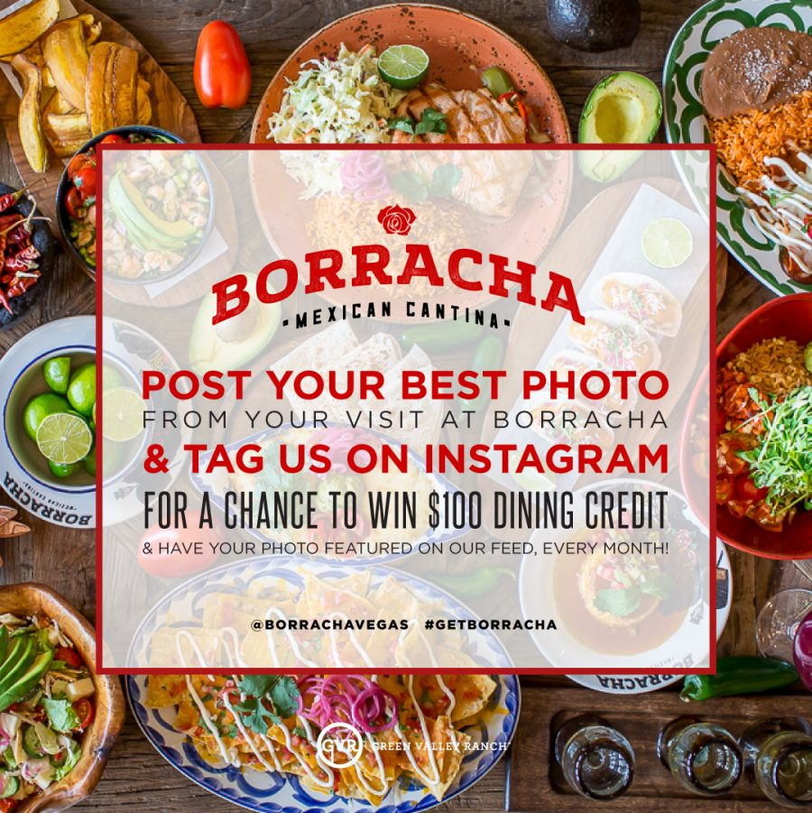 Earn $100 Dining Credit on Us Right From Your Instagram Account