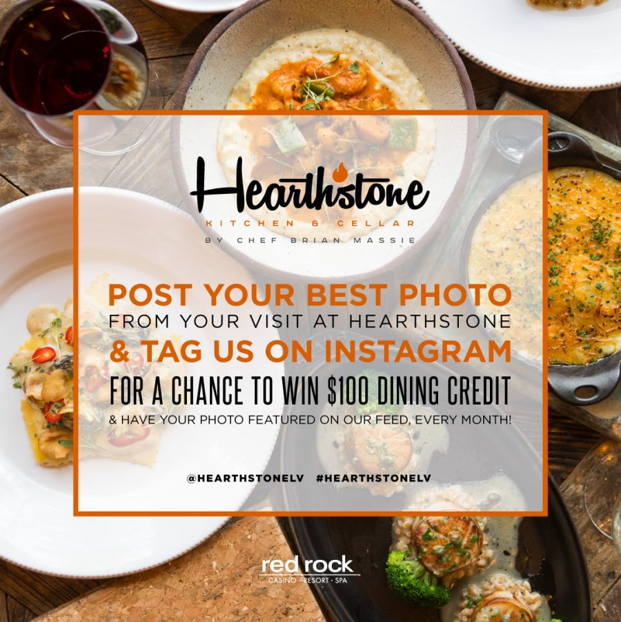 Earn $100 in Free Food Through Your Instagram Account