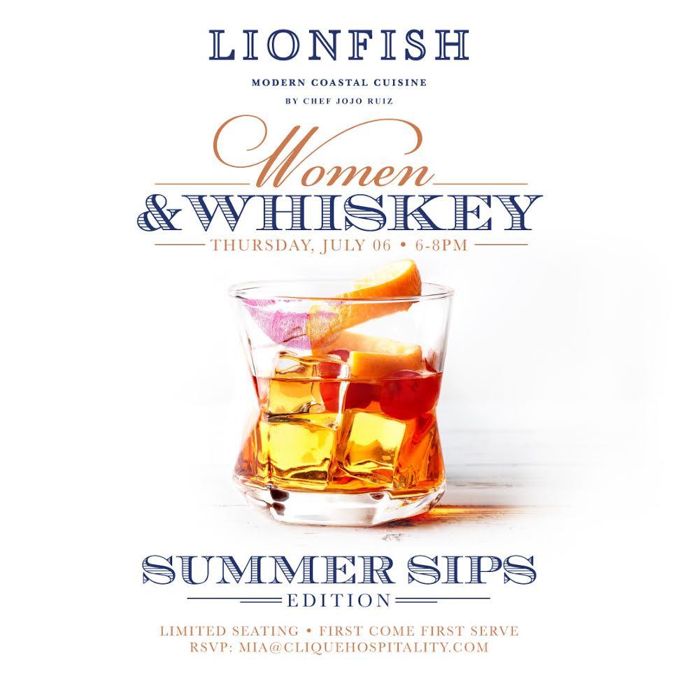 Lionfish Women Whisky