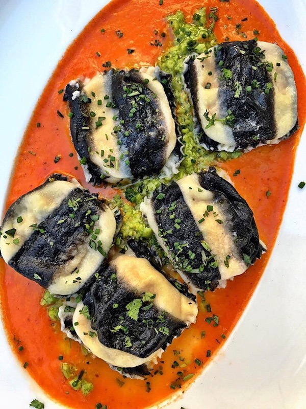 New Summer Menu Item Feature: Lobster Ravioli