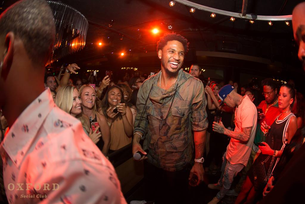 trey songz performs oxford social clubs
