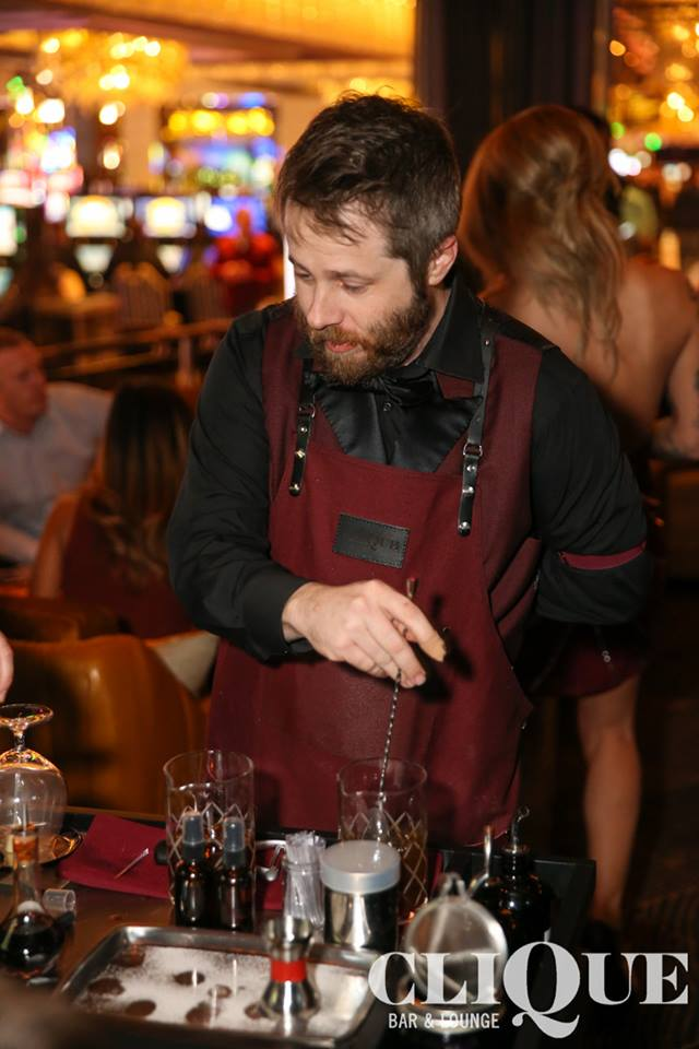 Meet the Drink Master Mind – Head Mixologist Antony Sazerac