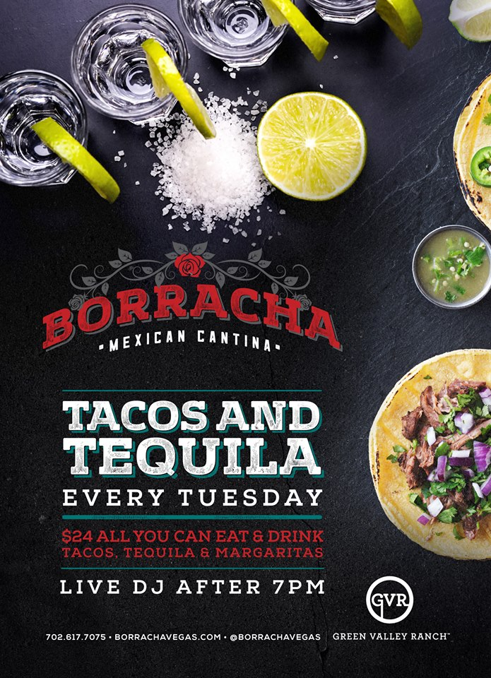 The Ultimate Taco Tuesday Playlist - Borracha Mexican Cantina