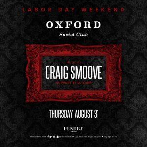 Craig Smoove Thursday San Diego