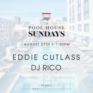 Eddie Cutlass Pool House San Diego