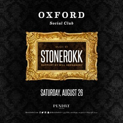 Stonerokk – Oxford Social Club August 26, 2017