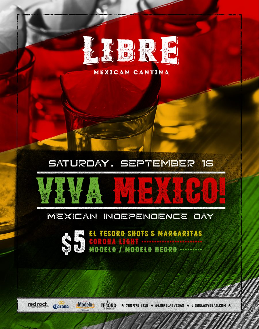 What You Need to Know About Mexican Independence Day Before Libre's Big Party
