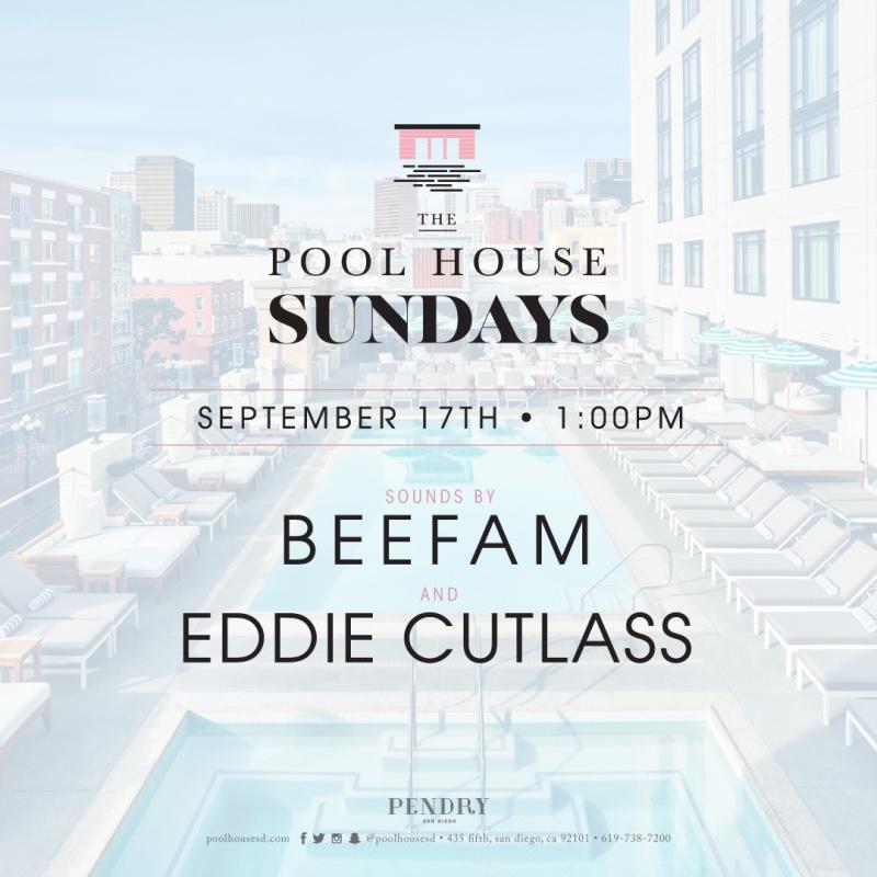 Beefam – The Pool House September 17, 2017