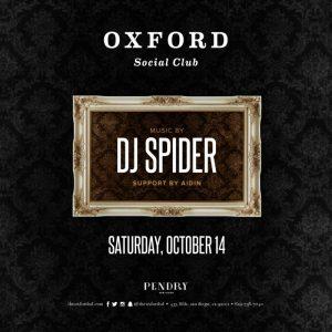 DJ Spider San Diego