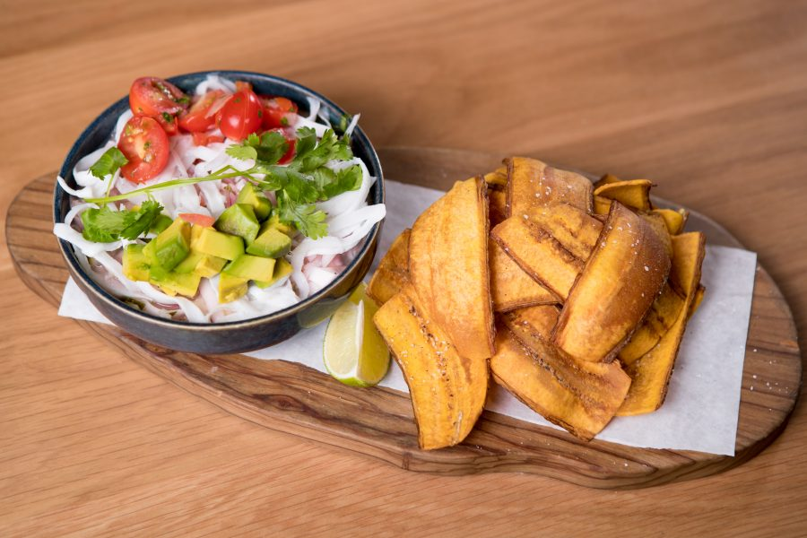 Enjoy A Multitude of Vegan Dining Options at Borracha!