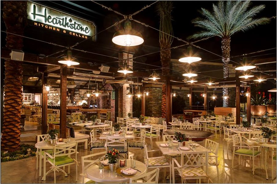 Come Enjoy Fall Menu Favorites and Hearthstone Summerlin Patio Dining