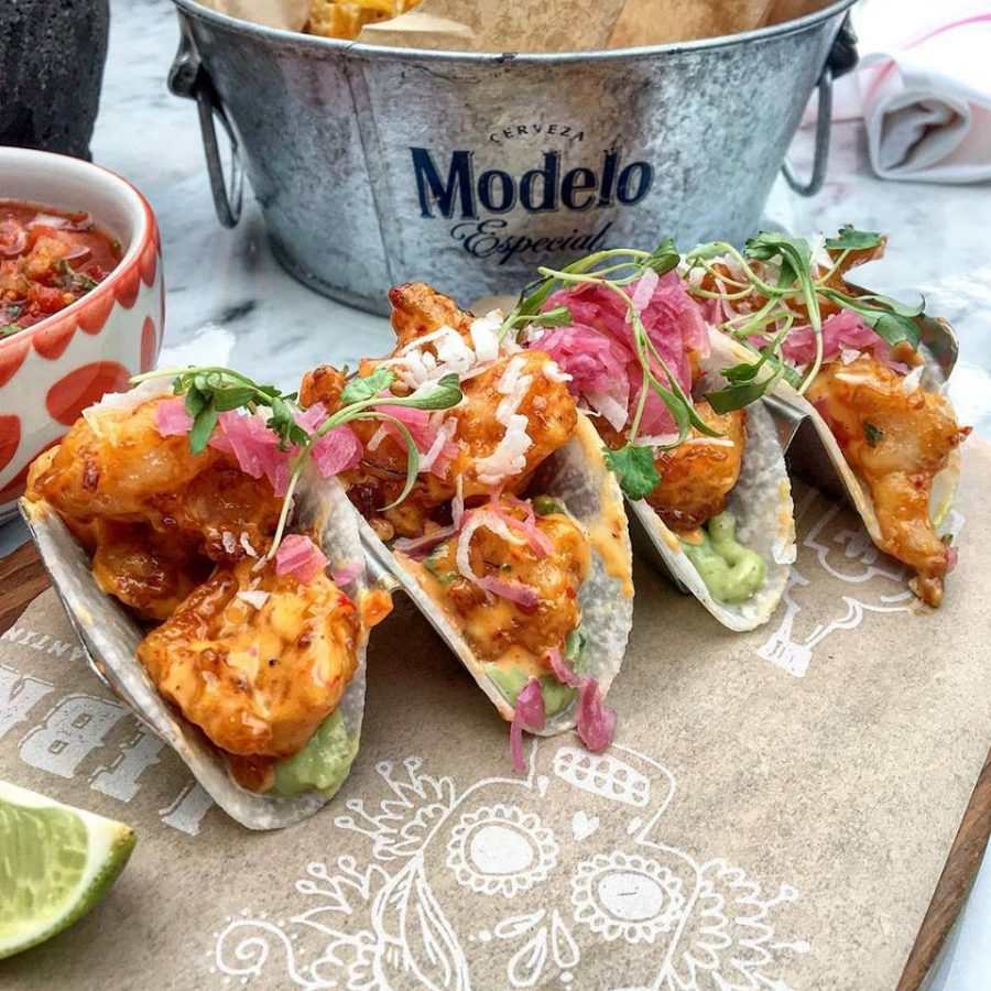 Celebrate National Taco Day at Libre Mexican Cantina