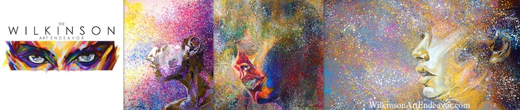 Painter Brad Wilkinson