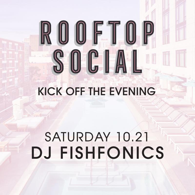 DJ Fishfonics – The Pool House October 21, 2017