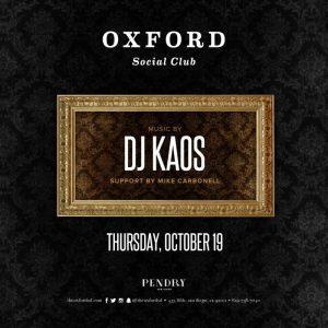 DJ Kaos San Diego