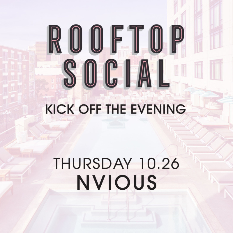 Nvious – The Pool House San Diego October 26, 2017