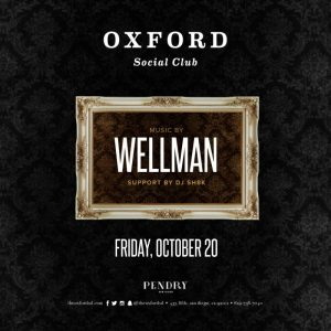 Oxford Social Wellman