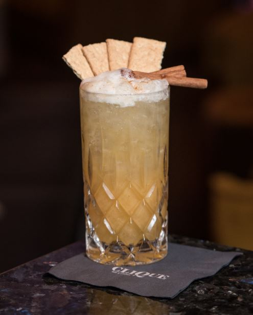 Come Warm Up With Our Newest Seasonal Cocktail at Las Vegas CliQue Bar & Lounge