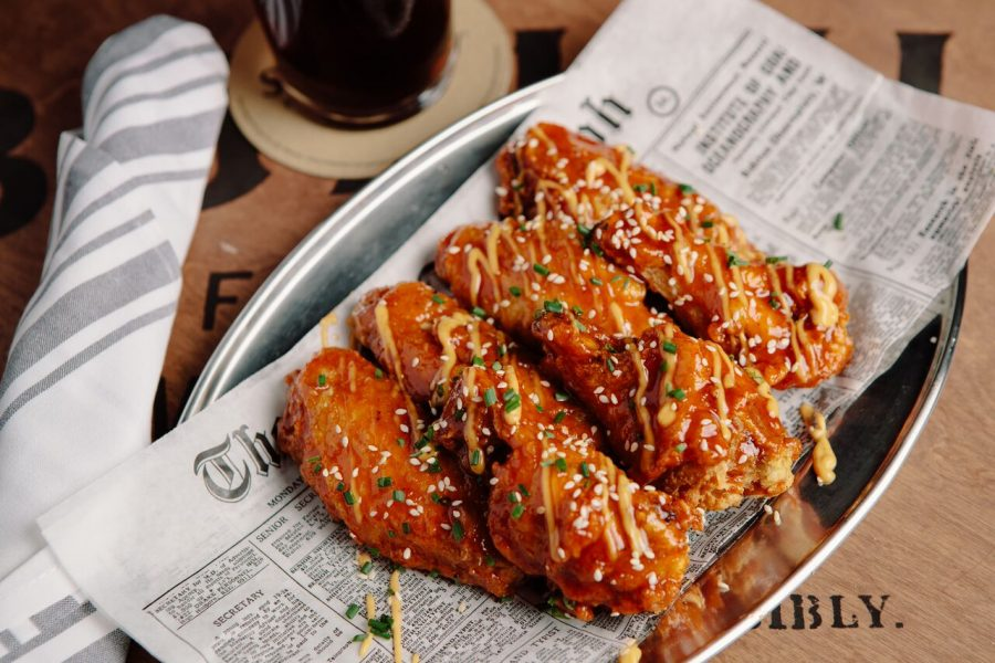 The Fascinating History of Chicken Wings.
