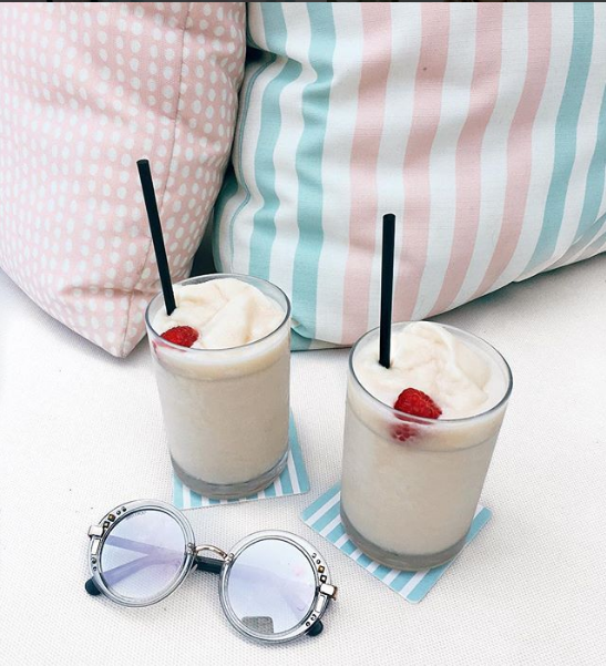 A Guide to Pool House's Frozen Drinks