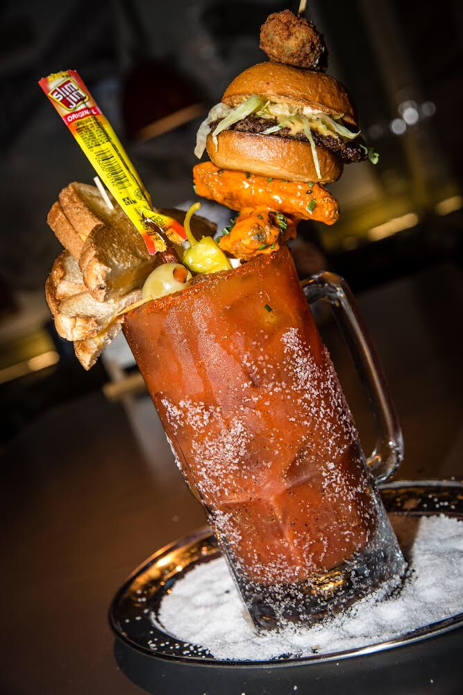 Come Celebrate National Bloody Mary Day at The Still