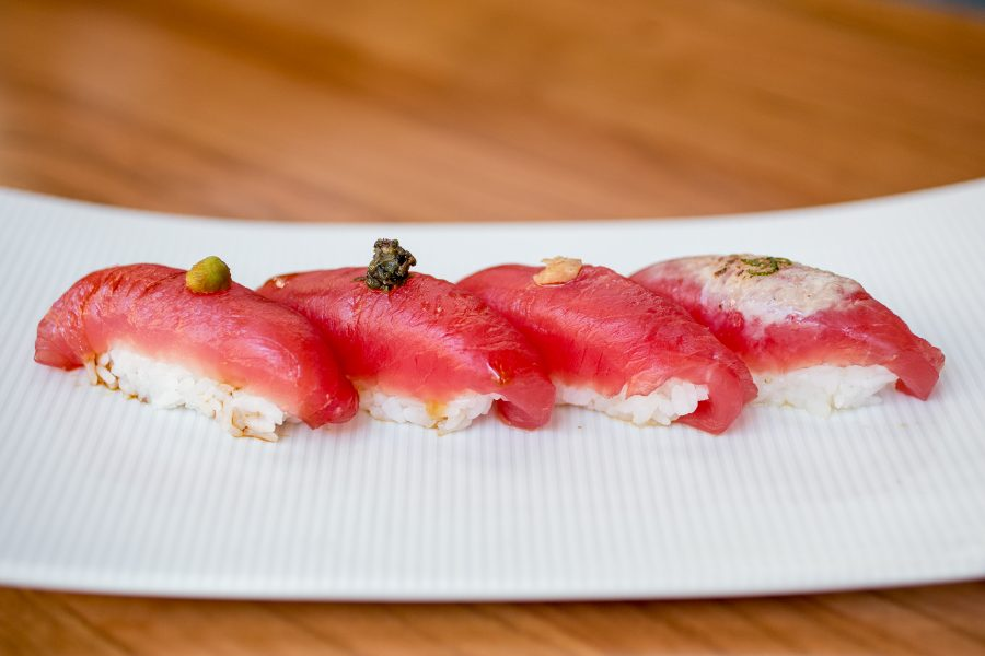 Expand Your Sushi Pallet With Lionfish's Nigiri Flights