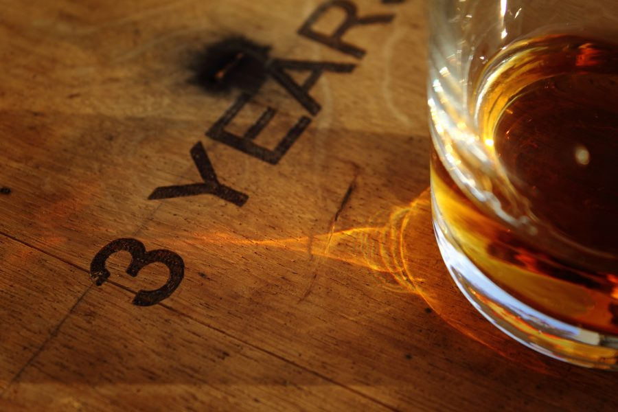Oxford: Why Is Aging Spirits important?