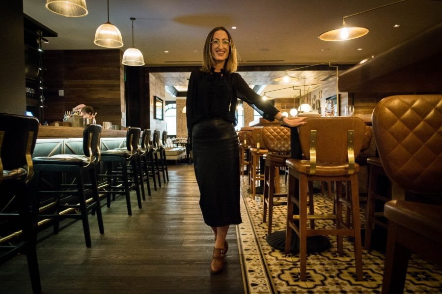 What is a Maitre D'? Interview with Brittany Copeland