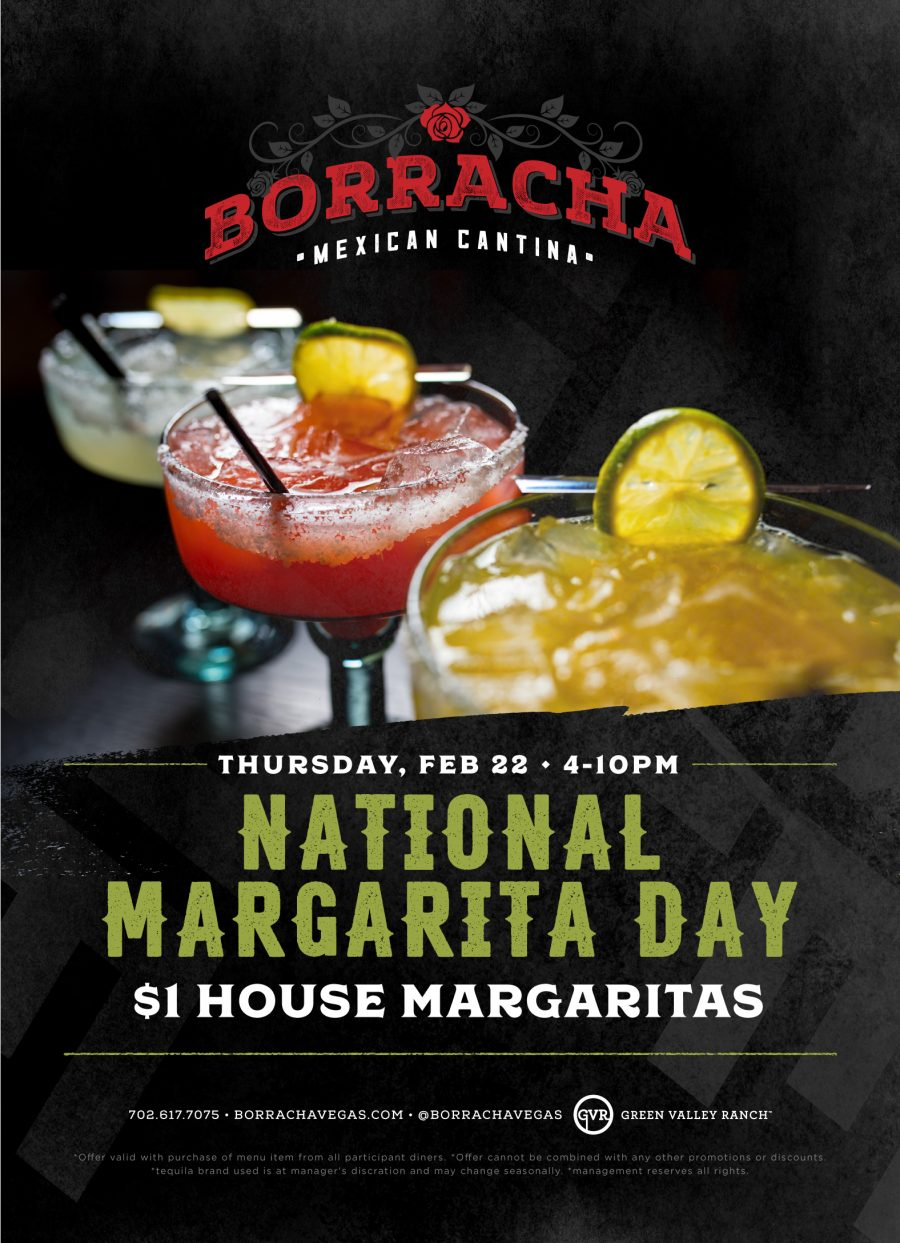 National Margarita Day- A Holiday We Can All Get Behind