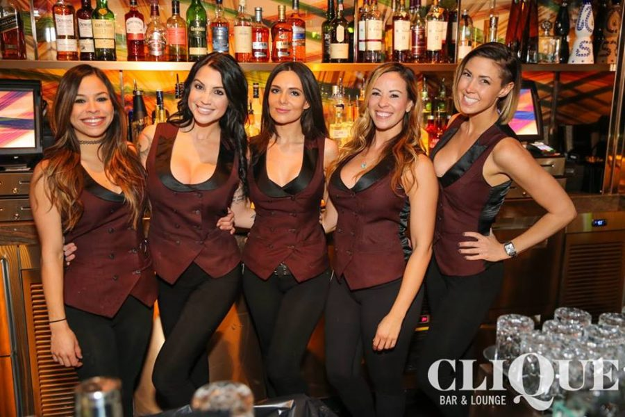 Cosmopolitan Las Vegas February Events at Clique Bar & Lounge