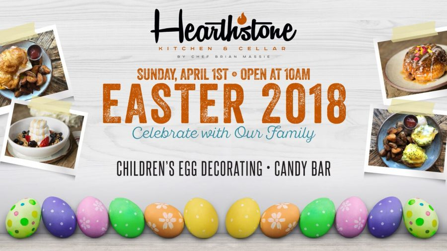 Celebrate Easter in Summerlin at Hearthstone!